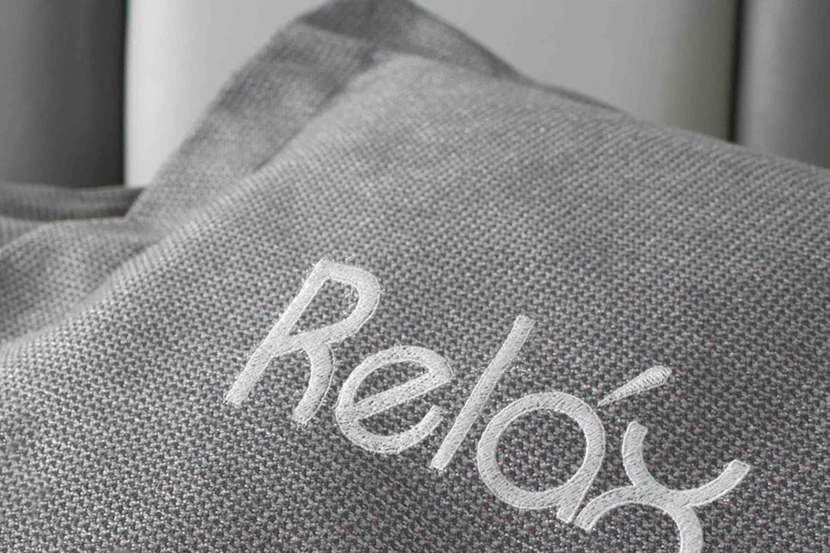 The Grey, Urban, Modern Philosophy <br/>of the Relax Collection